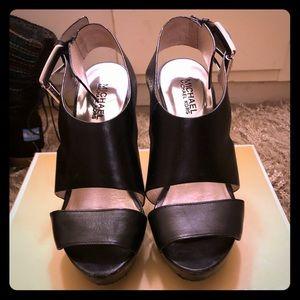 Michael by Michael Kors Carla Platform heels